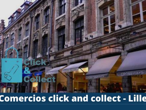 5 comercios click and collect en Lille