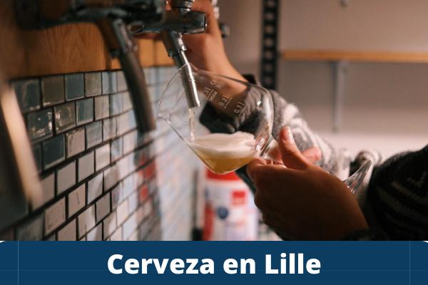 Descubre la cerveza en Lille