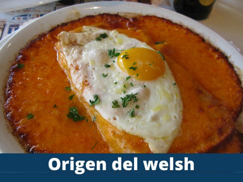 ¿Cuál es el origen del welsh y por qué se come en Lille?