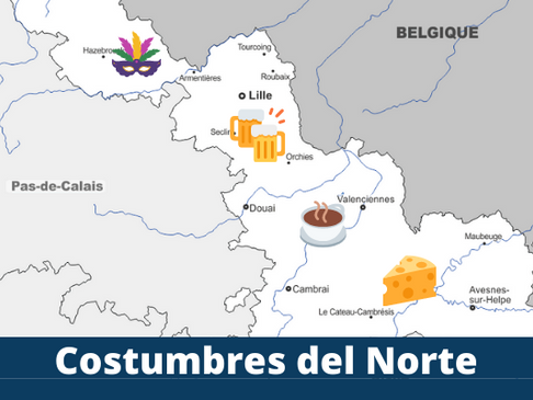 6 costumbres de Francia típicas del norte