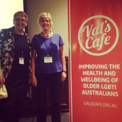 First LGBTI ageing conference in Aus