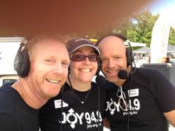 Outdoor Radio Broadcasting