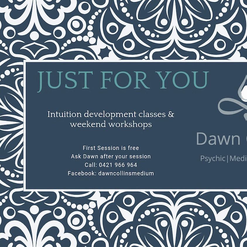Weekly Intuition Development Classes