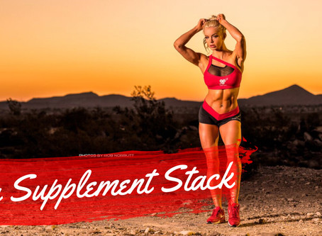 My Favorite Supplements!