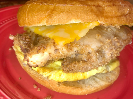 Healthier Chic-fil-a Breakfast