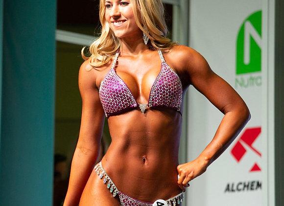 Bikini Competitor Training