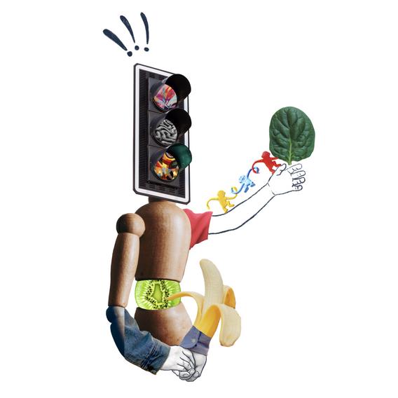 Sonia Sanmartín Ilustración Cartelería Diseño Gráfico Collage Espacio Psique