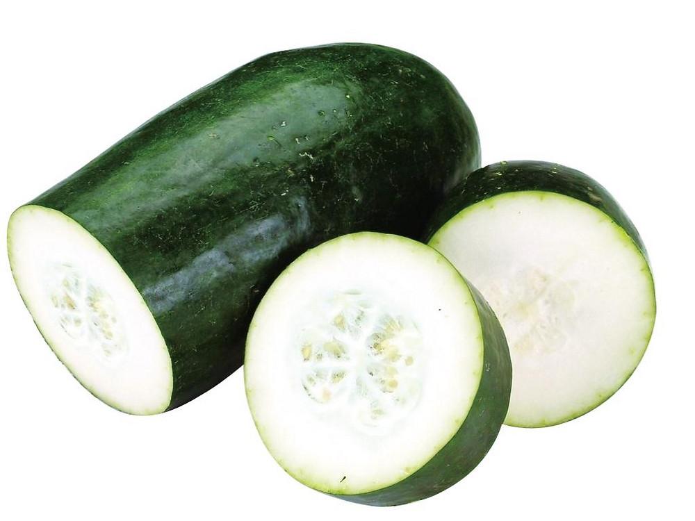 冬瓜健康效益: 美白﹑消脂﹑消水腫