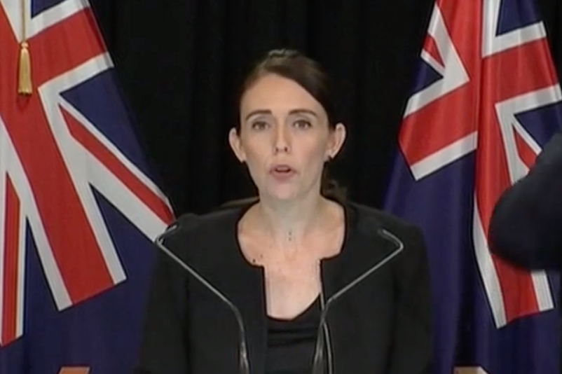 New Zealand Prime Minister Bowing to Radical Islam