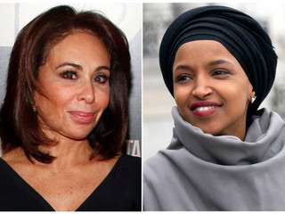 Fox News Goes Wobbly On Ilhan Omar, Punishes Judge Jeanine. The Islamists Win Another One.