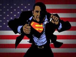 Obamaman Man Of…………?