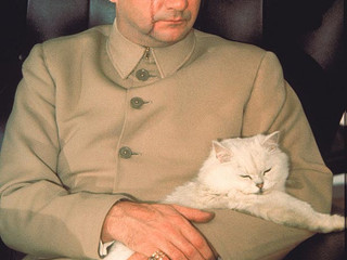 Is Blofeld Up To His Old Tricks?