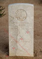 2/1st Army Field Workshops NX51376  Cpl Lawrence D'ELIA