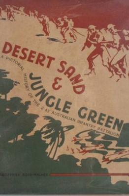 2/43rd - DESERT SAND & JUNGLE GREEN