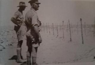 Tobruk - The Red Line