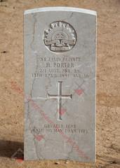 2/1st Pioneer Battalion NX24519  Pvt Herbert PORTER