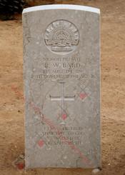 2/13 Infantry Battalion NX16013  Pvt Ross Walter BARD