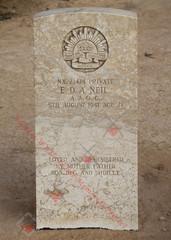 2/1st Army Field Workshops NX21474  Pvt Edgar Dalkeith Allen NEIL