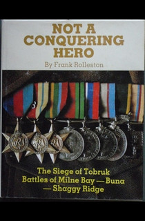 NOT A CONQUERING HERO