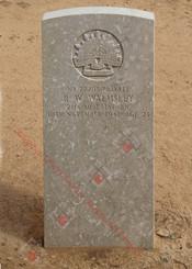 2/13 Infantry Battalion NX22208  Pvt Robert William WALMSLEY