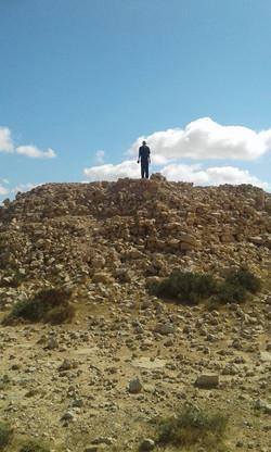 Ras el Medauuar - Hill 209