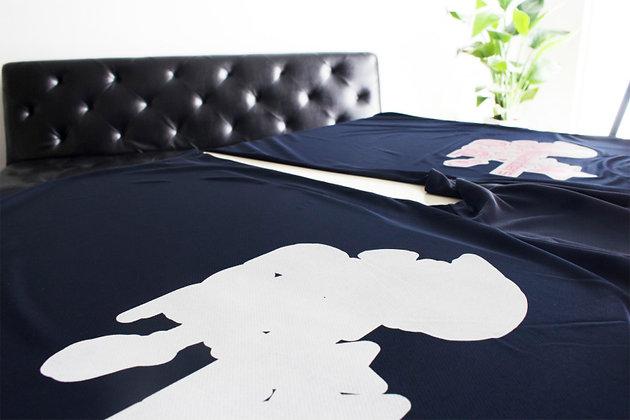 【移行中】アート体験|Tシャツやトートバッグ等に印刷してみよう!+版お持ち帰り カンタンBコース|HSーLAB