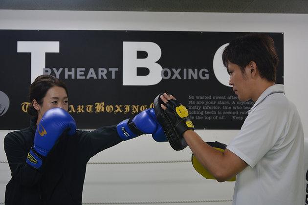 ボクシング体験|気軽に体験!ボクシング|TBG