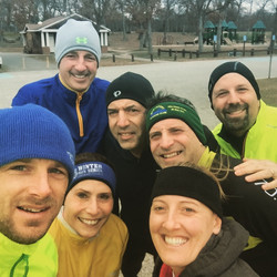 Mob Group Run 2/7/17 at Bethpage State Park
