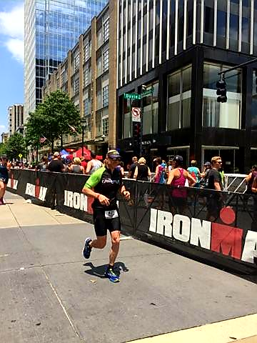 Raleigh Ironman 70.3