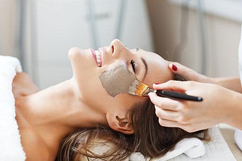 Presentkort ansiktsbehandling lätt 45 minuter