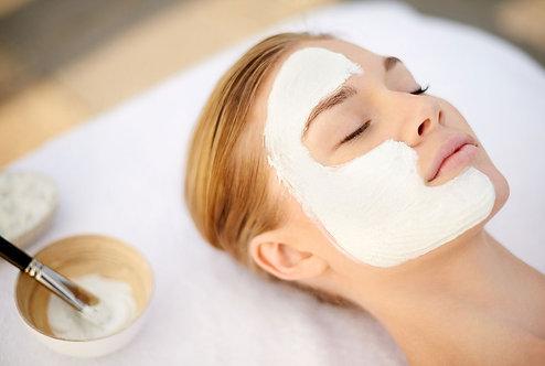 Presentkort ansiktsbehandling djuprengörande 60 minuter