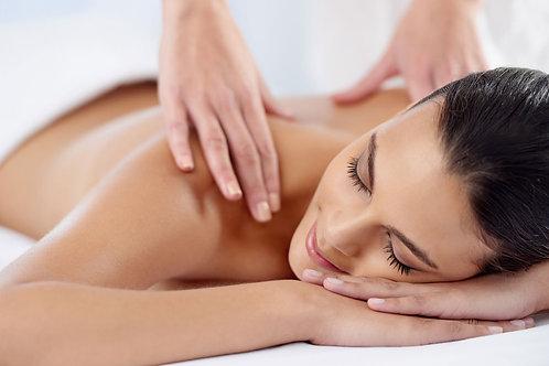 Presentkort massage rygg 50 minuter