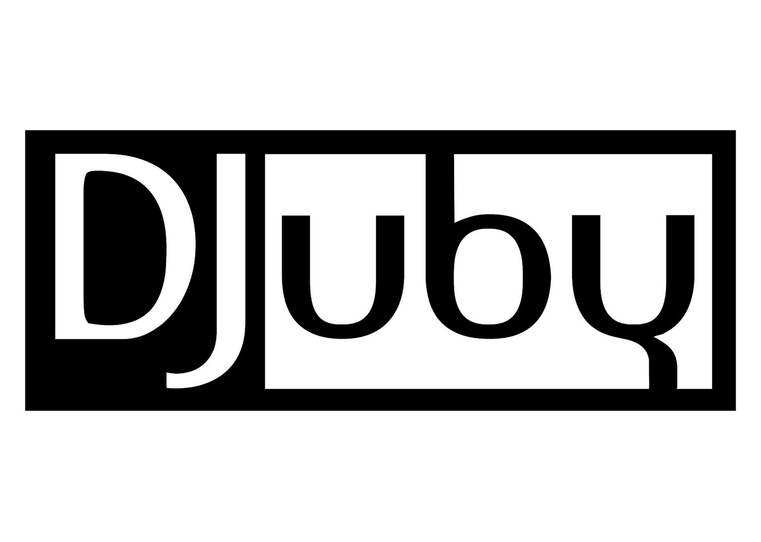 Djuby, jukebox phone-app design