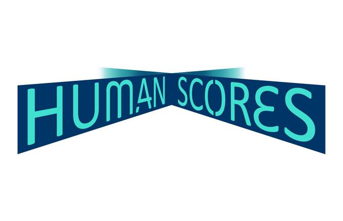 Human Scores logo