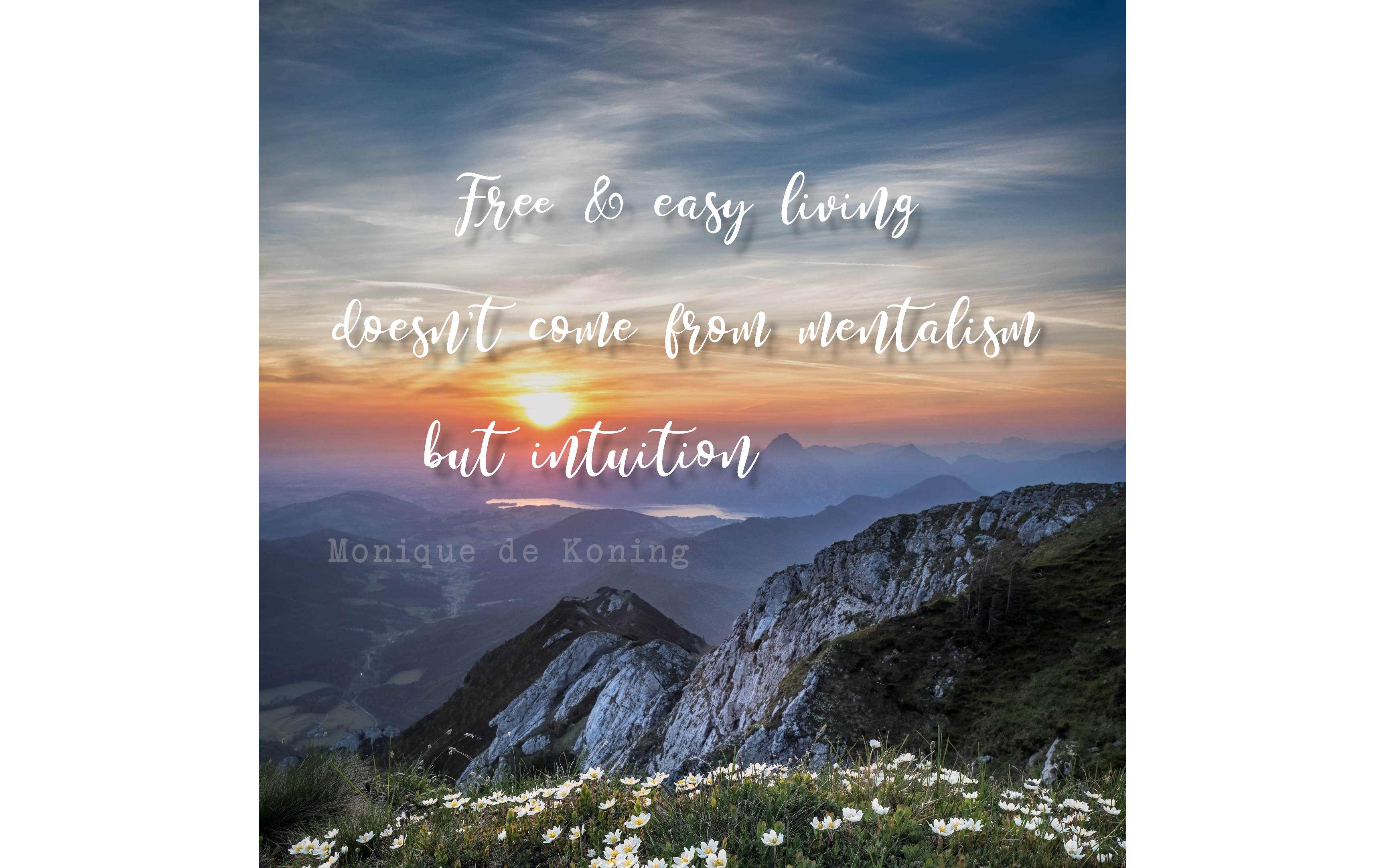 Quote Free & easy Living