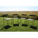 Jim's Yard, Tealby - chairs