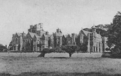 Bayons Manor, Tealby, Lincolnshire