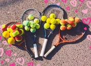 Tealby Tennis Club, Tealby - rackets