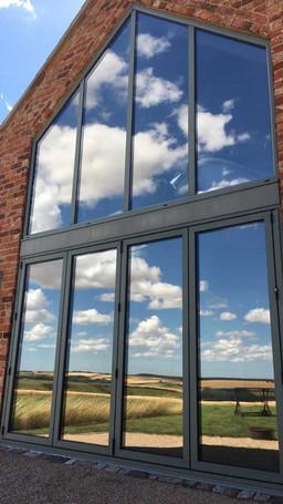 Horizon barn - glass