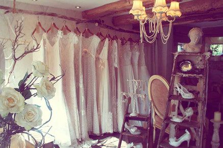 Willow and Lace, Tealby - interior