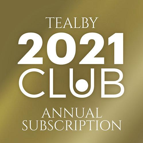 Tealby 2021 Club Membership  -  (The new '200 Club')