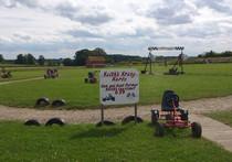Hall Farm Park - karting