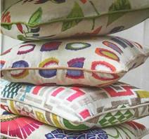 No.1 Kingsway, Tealby - cushions