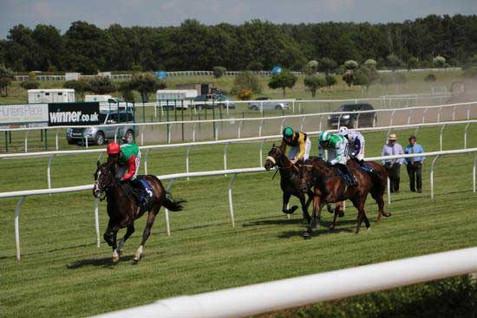 Market Rasen Racecourse - race