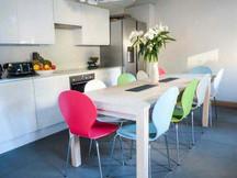 bluebell glade, tealby - kitchen