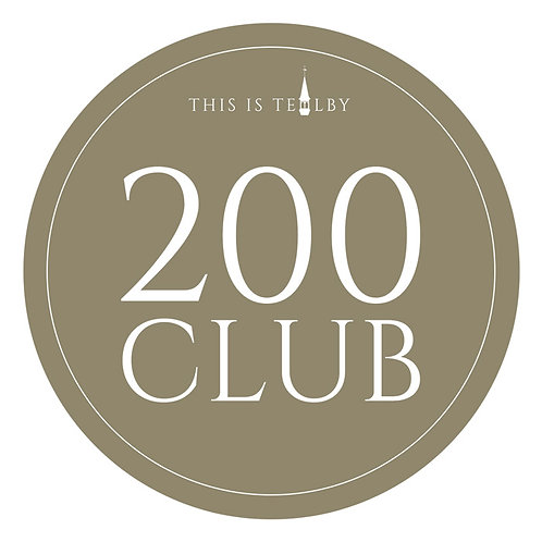 200 Club - 1yr subscription