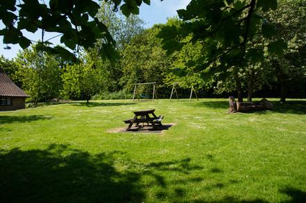 Tealby Village Green