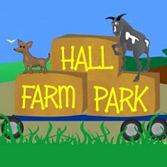The large Soft-Play area at Hall Farm Park near Tealby