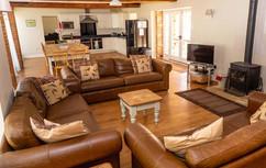 Ash Farm Barns - living area