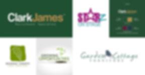 FurryCow logo design samples